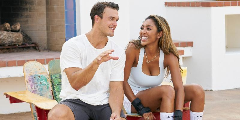 Will [Tayshia Adams] Take Back [Ben Smith]_ Learn 5 Facts About The Handsome Hunk (1)