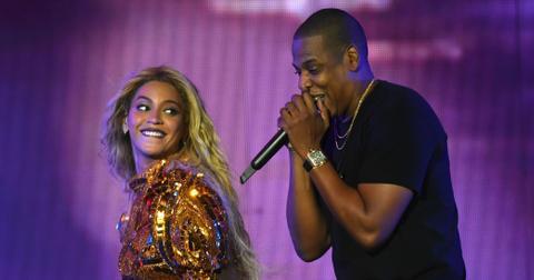 Beyonce Jay Z Roller Rink Video Long