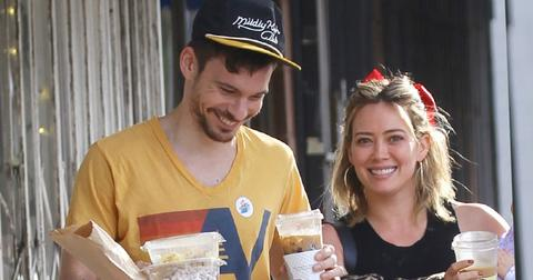 Matthew Koma Gets Hilary Duff's name Tattoed On His Butt