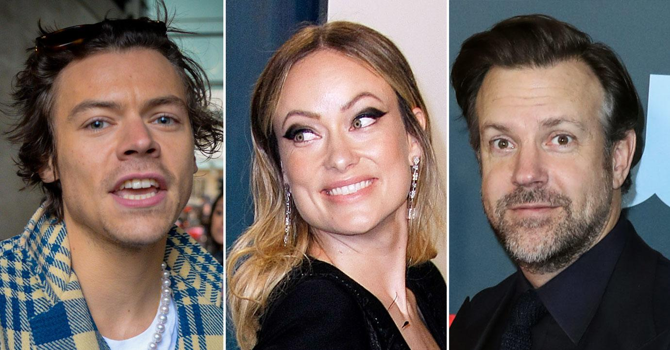 All of the latest on Harry Styles and Olivia Wilde