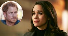 Prince harry defends girlfriend megan markle statement