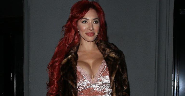 Farrah Abraham Cleavage   The Fappening. 2014-2020