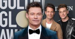 Ryan Seacrest's Nasty Fallout With His Decorator - Nate Berkus' Husband Jeremiah Brent