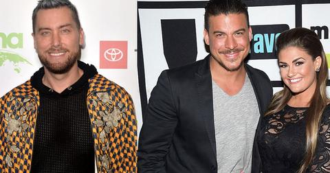 Lance Bass Officiating Jax Taylor And Brittany Cartwright Wedding