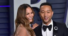 Chrissy Teigen Posts Instagram Photo, See John Legend's Sexy Response