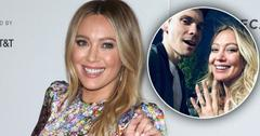 Hilary Duff Is Engaged To Matthew Koma PP
