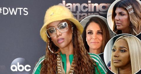 Tyra Banks Bans 'Real Housewives' From Joining 'DWTS' Next Season