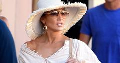 jennifer lopez shopping saint tropez