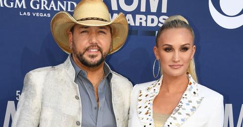 //Jason Aldean Brittany Parenting Story PP