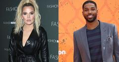 Khloe Kardashian Tristan Thompson Red Carpets Talking All The Time Reconciliation Rumors