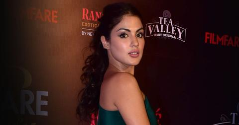 Bollywood Actress Rhea Chakraborty's Arrested After Boyfriend Sushant Singh Rajput's Apparent Suicide