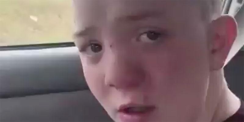 Celeb tweets bullied teen main