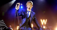 Pop Legend David Bowie In Concert, At The Hammersmith Apollo, In London,