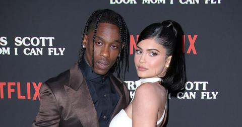 Kylie Jenner Travis Scott Red Carpet Reconciliation Unlikely