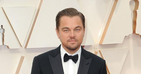 Leonardo DiCaprio at the 92nd Annual Academy Awards