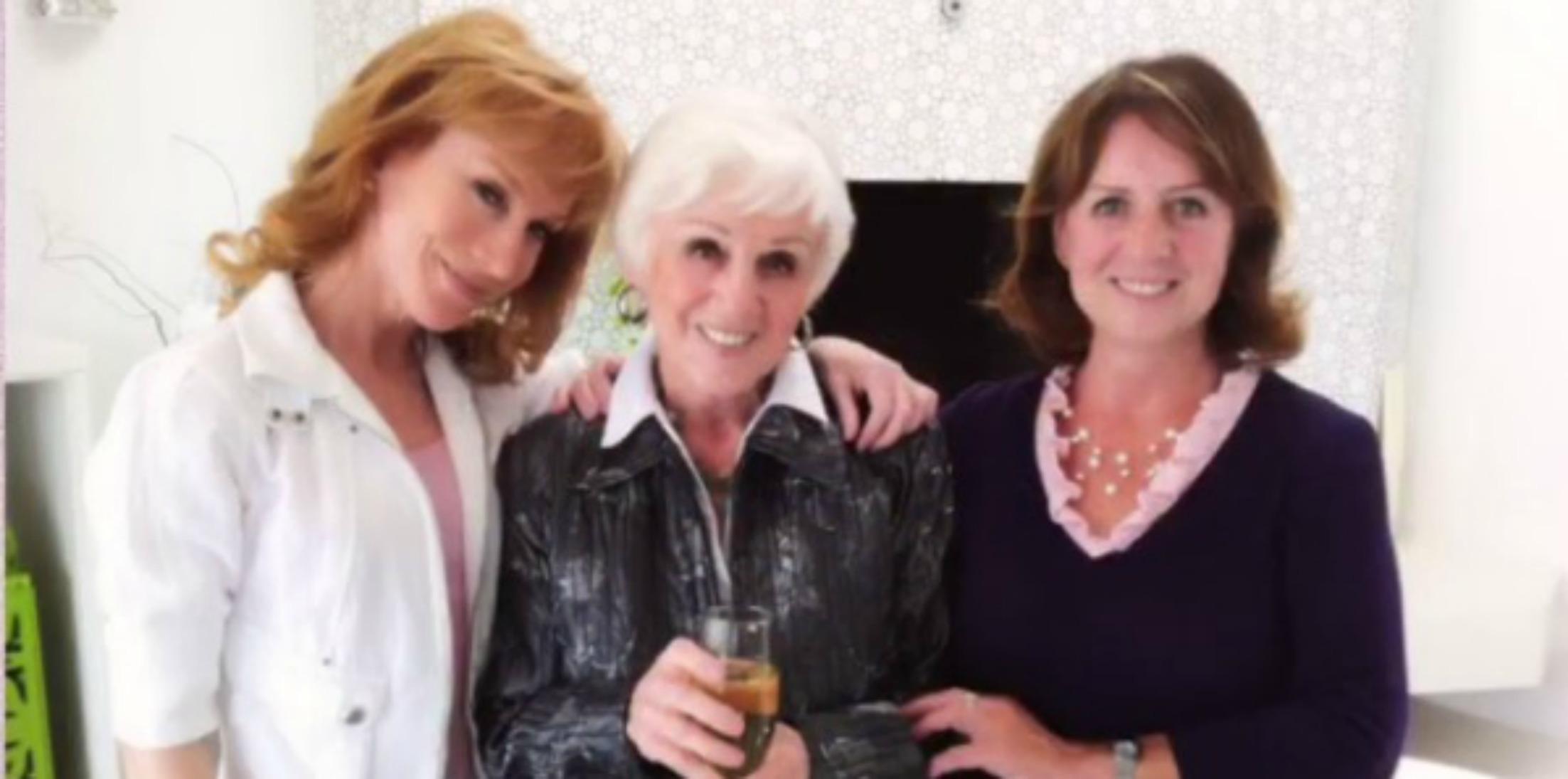 kathy griffin sister dead cancer battle long