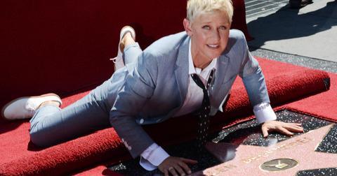 Ellen DeGeneres Show ratings