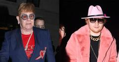 Elton john disses ed sheeran george ezra podcast