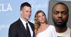Tom Brady and Gisele Bundchen, Inset Zanini Cineus