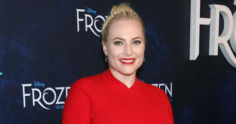 Why Won't 'The View' Co-Host Meghan McCain Show Her Kid's Face?