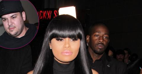 Blac Chyna flaunts her post baby body at Lucky Strike Bowling Alley