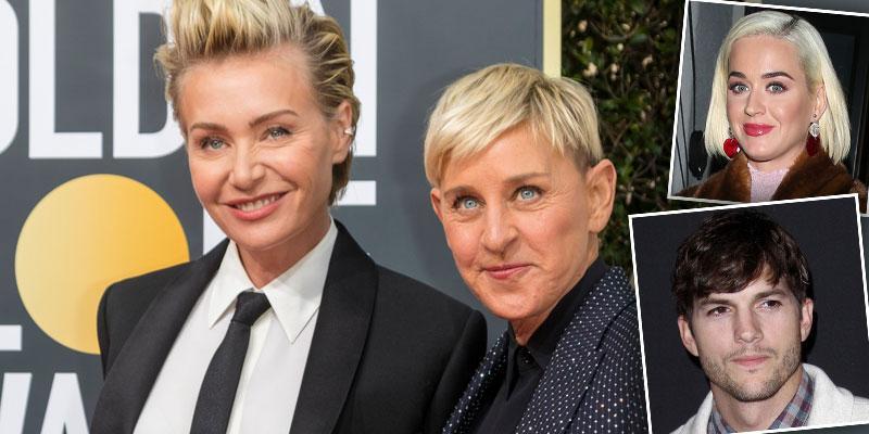 Ellen Gains Support