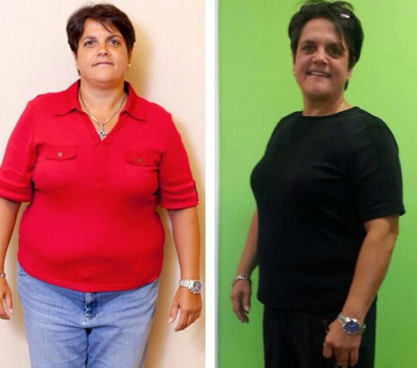 Rosie real housewives new jersey weight loss