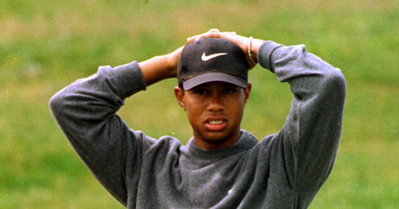 Tiger Woods Dumped High School Sweetheart By Mail After Parents' Outrage Over Pregnancy Scare