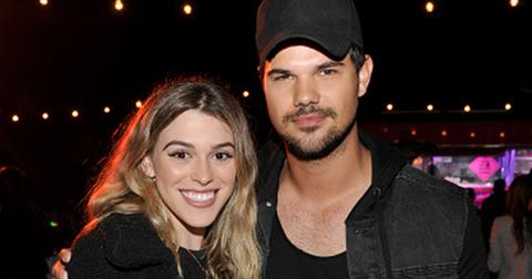 Taylor lautner dating taylor dome instagram official pics