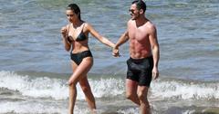 Olivia culpo danny amendola near naked beach pda 08